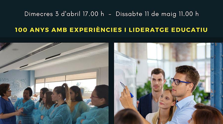 Jornada Portes Obertes Cicles Formatius 2019 Banner