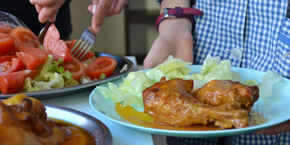 CFGM Cuina i Gastronomia Escola Montserrat