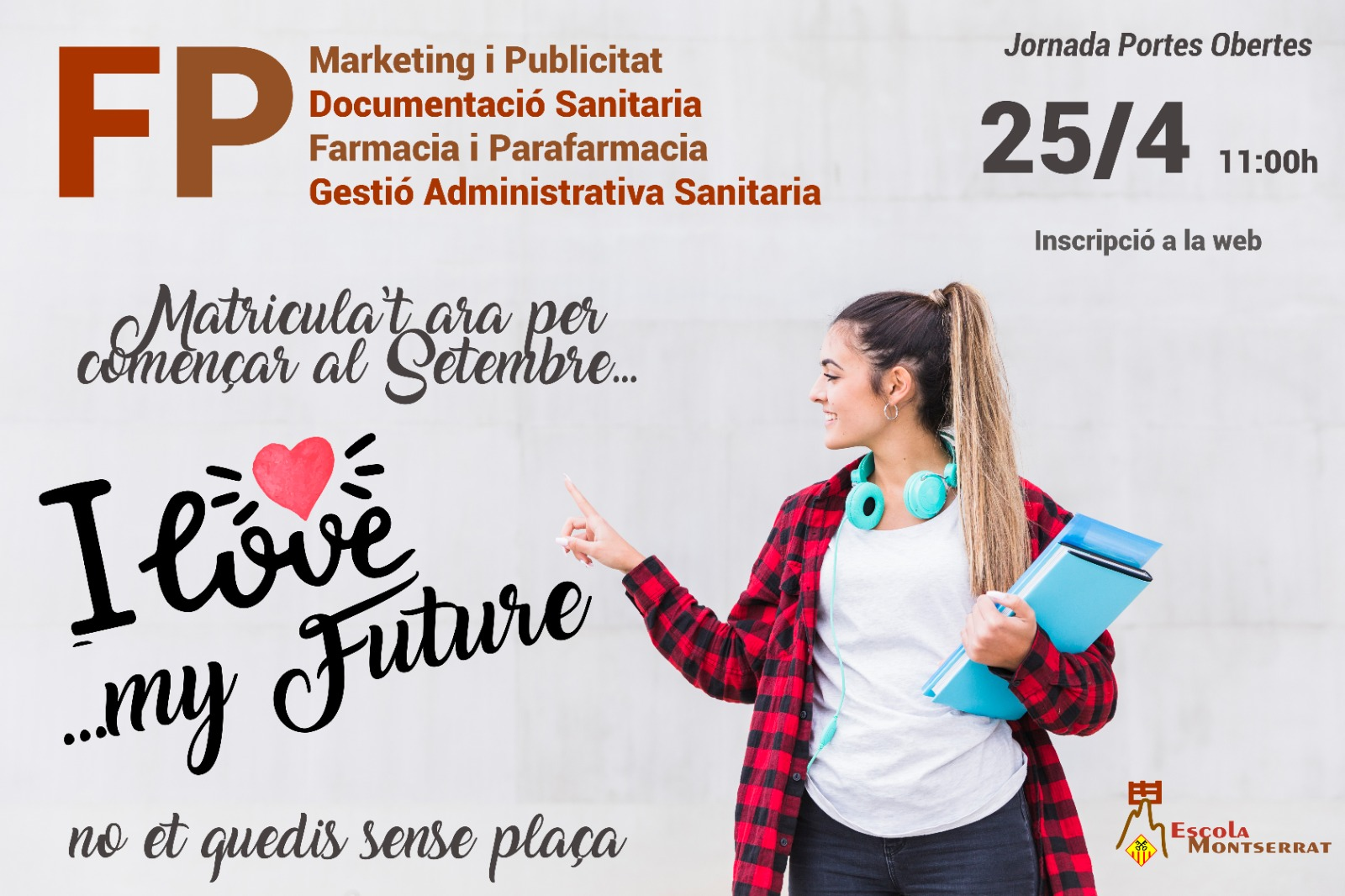 JPO FP Escola Montserrat 2020