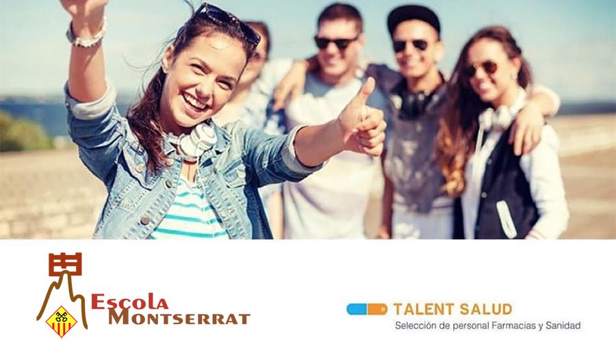 Acord Escola Montserrat Rubi i Talent Salud