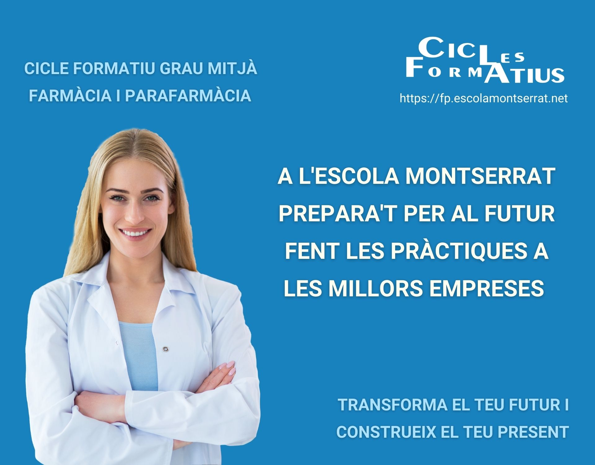 CFGM Farmàcia i Parafarmàcia