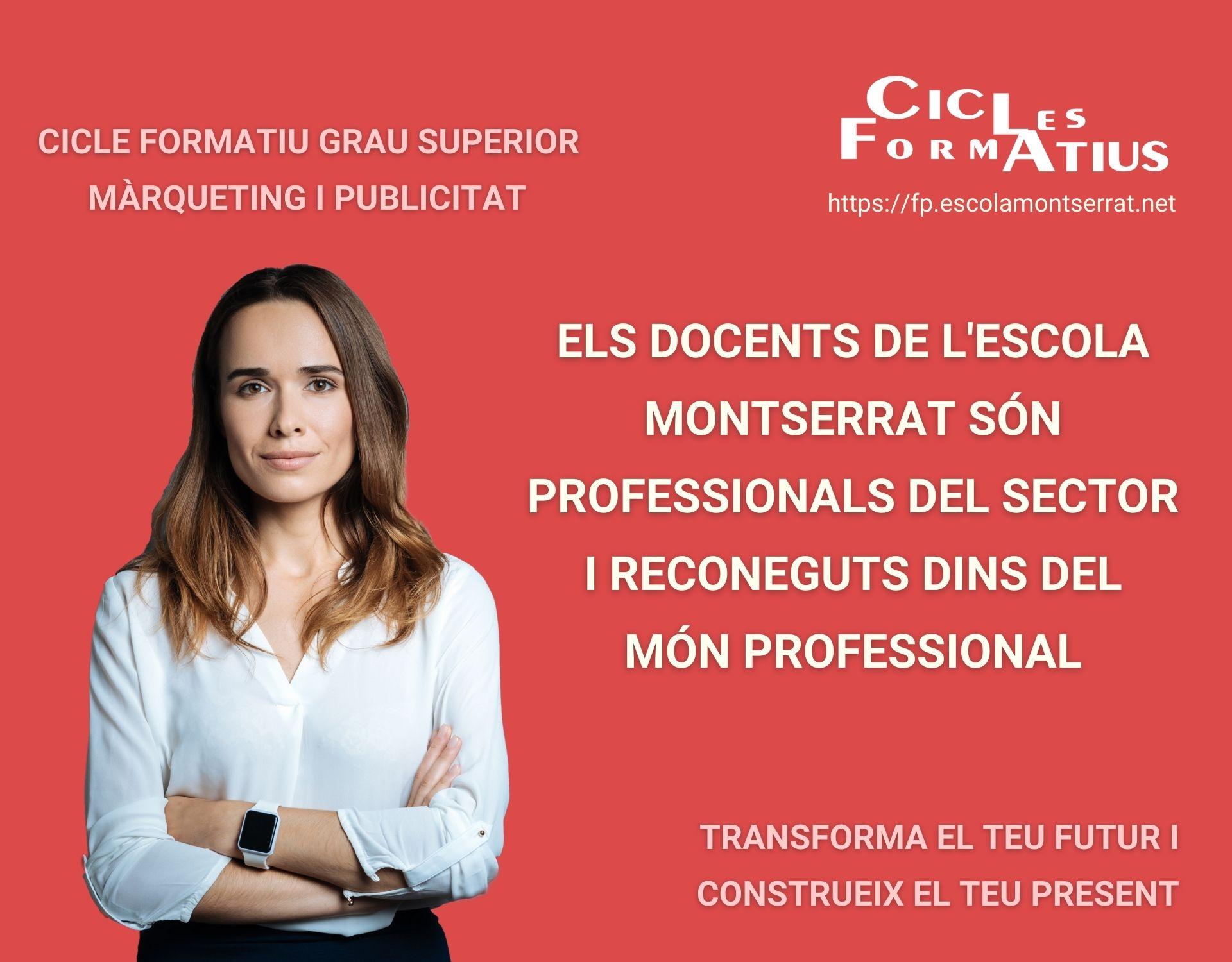CFGS Màrqueting i Publicitat